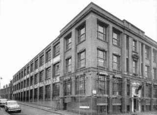Samuel Groves Ltd corner of Devonshire Avenue and Musgrave Road