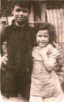 Albert and Maureen Harwood 1948