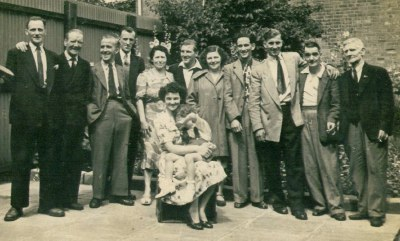 A GROUP OF CUSTOMERS FROM THE DON