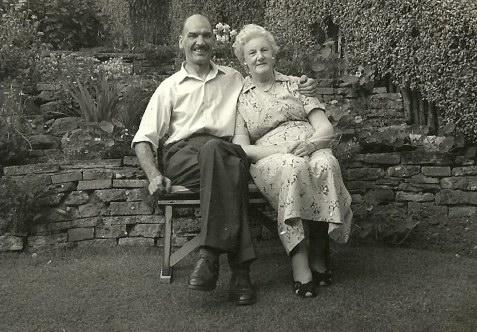 ERNIE AND JESSIE BAKER