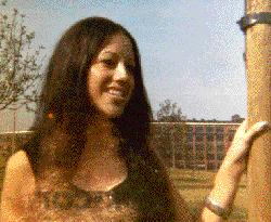 Myself (Lorraine ) a teenagerHazel,