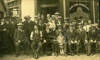 BELLFIELD INN, WINSON STREET 1920 MORE BELLFIELD INN PHOTOS ON THE PUBS PAGE