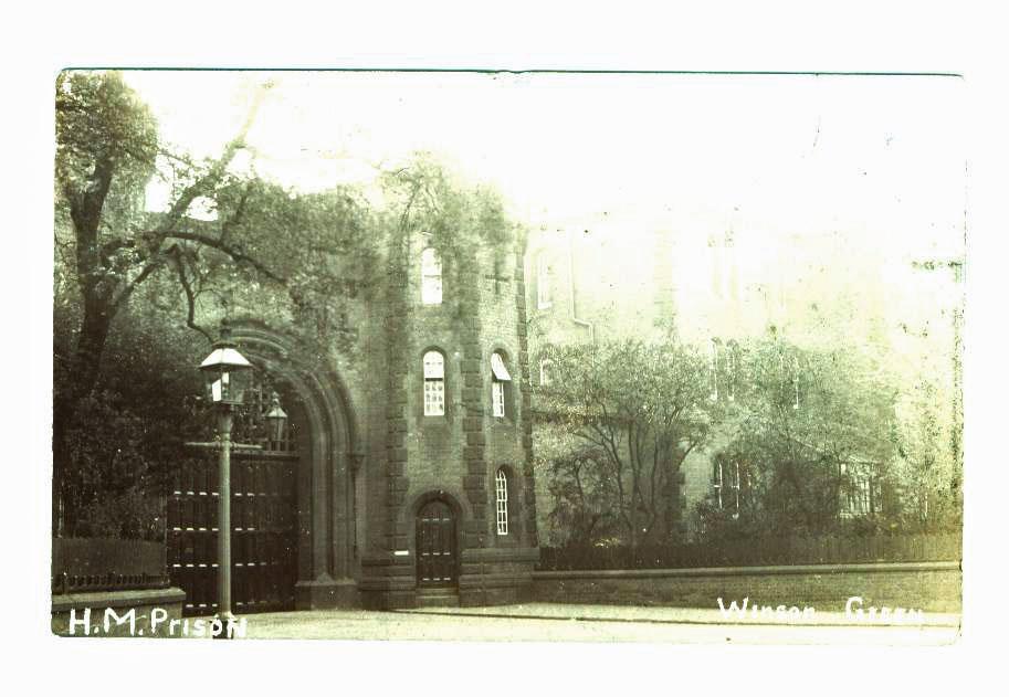 POST CARD VIEW OF WINSON GREEN PRISON