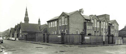 CAMDEN STREET SCHOOL 1961                        SEEKING OLD SCHOOL FRIENDS