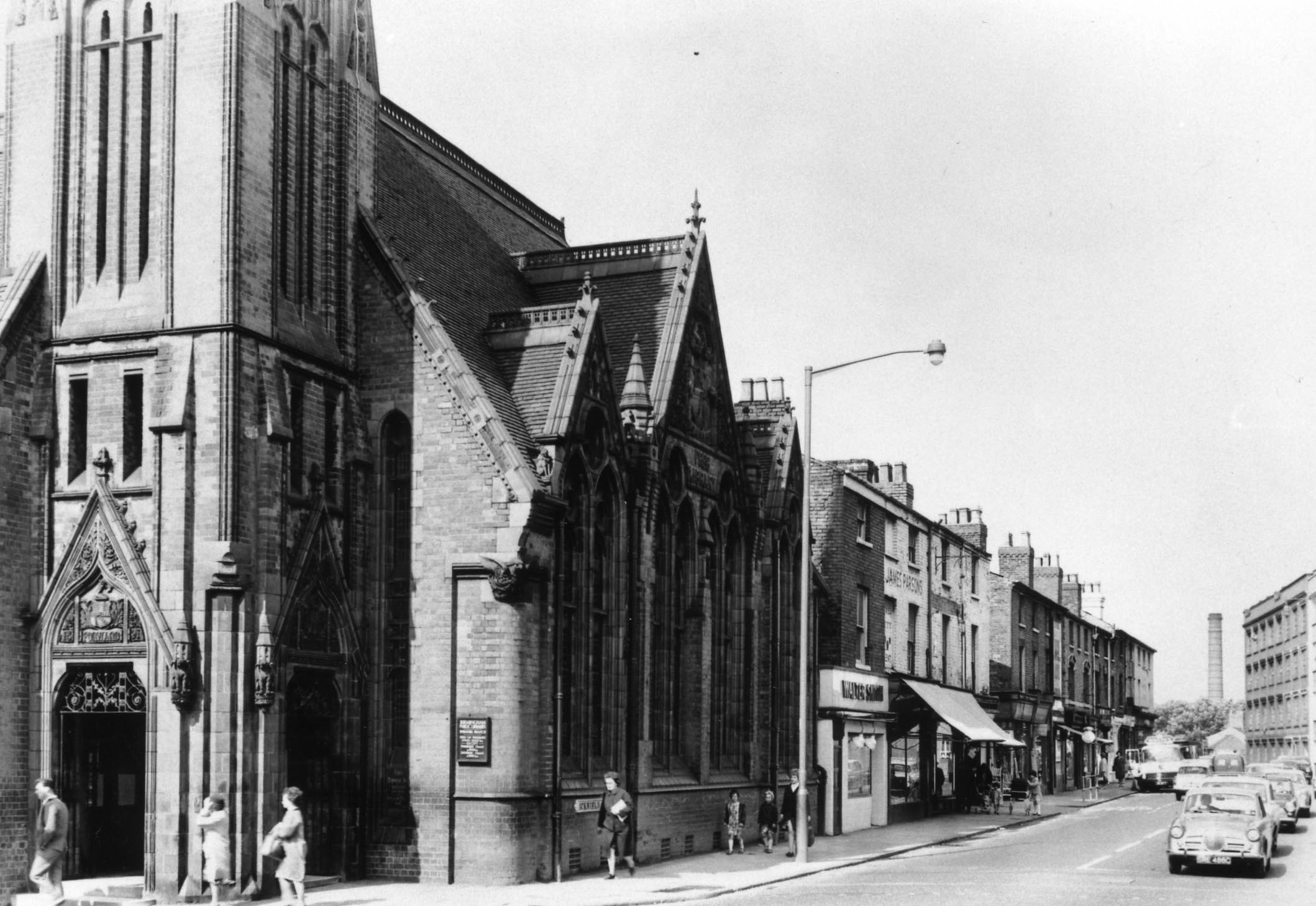 Icknield Street and Spring Hill The Library Ladywood.jpg