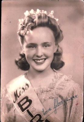 Lisa as Miss Birmingham