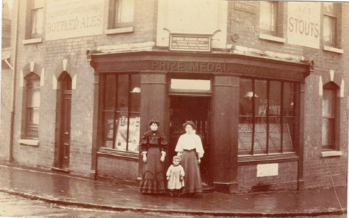 Prize Medal Pub, Prescott Street,