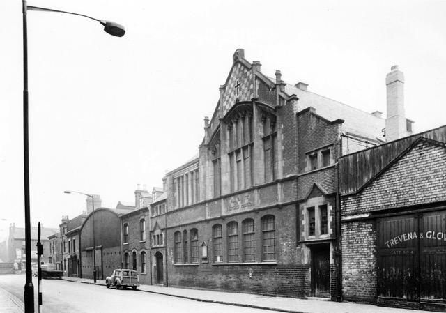 Hockley - Heaton Street - All Saints Simons Mission  - 15-11-1961.jpeg