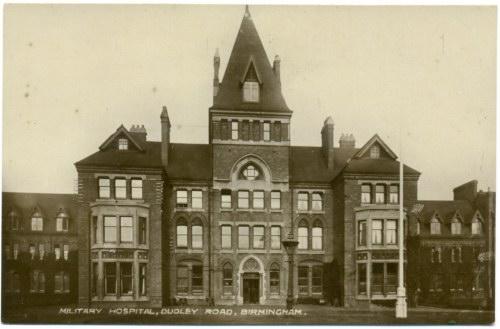 DUDLEY ROAD HOSPITAL
