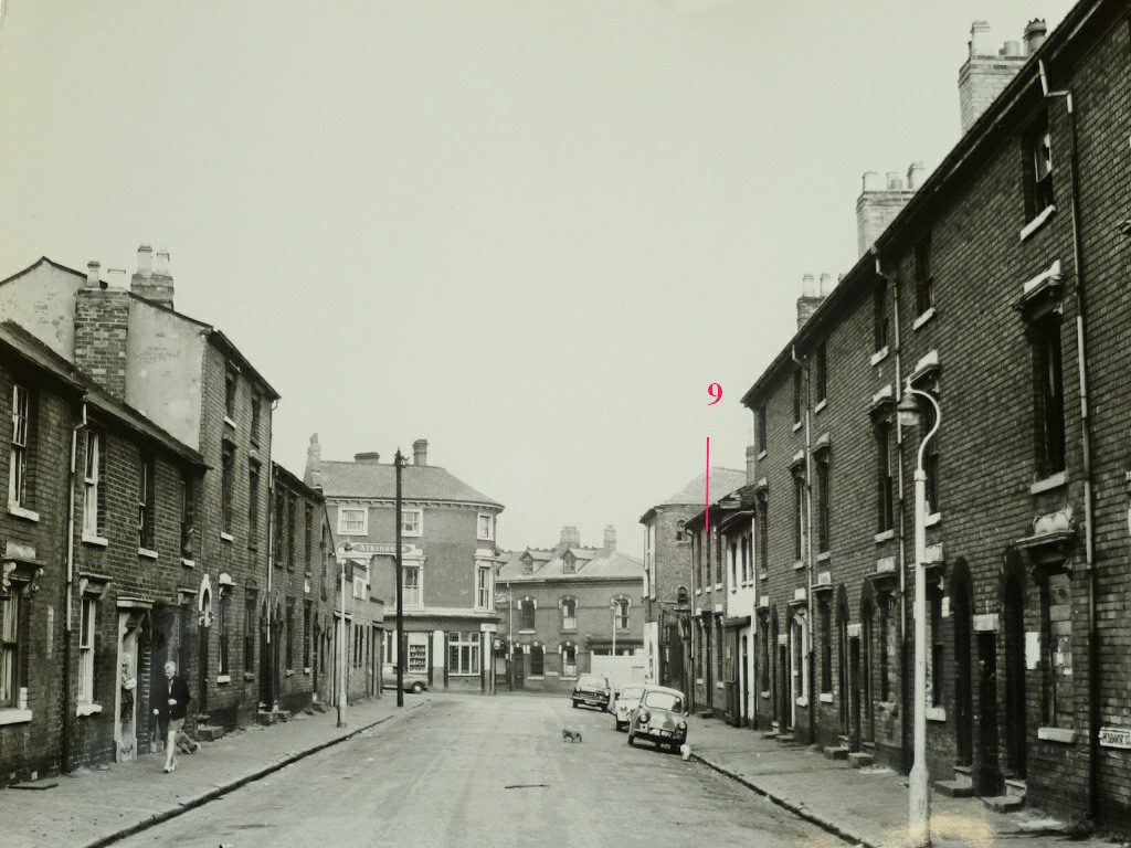 PIDDOCK STREET supplied by DerekJohnWeston@hotmail.co.uk