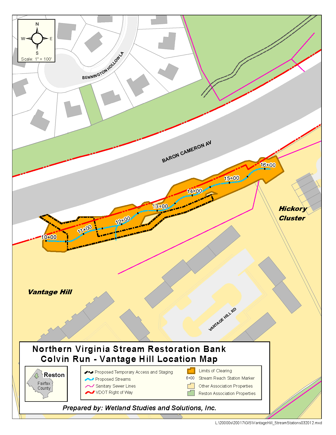 Project location map (click to enlarge)