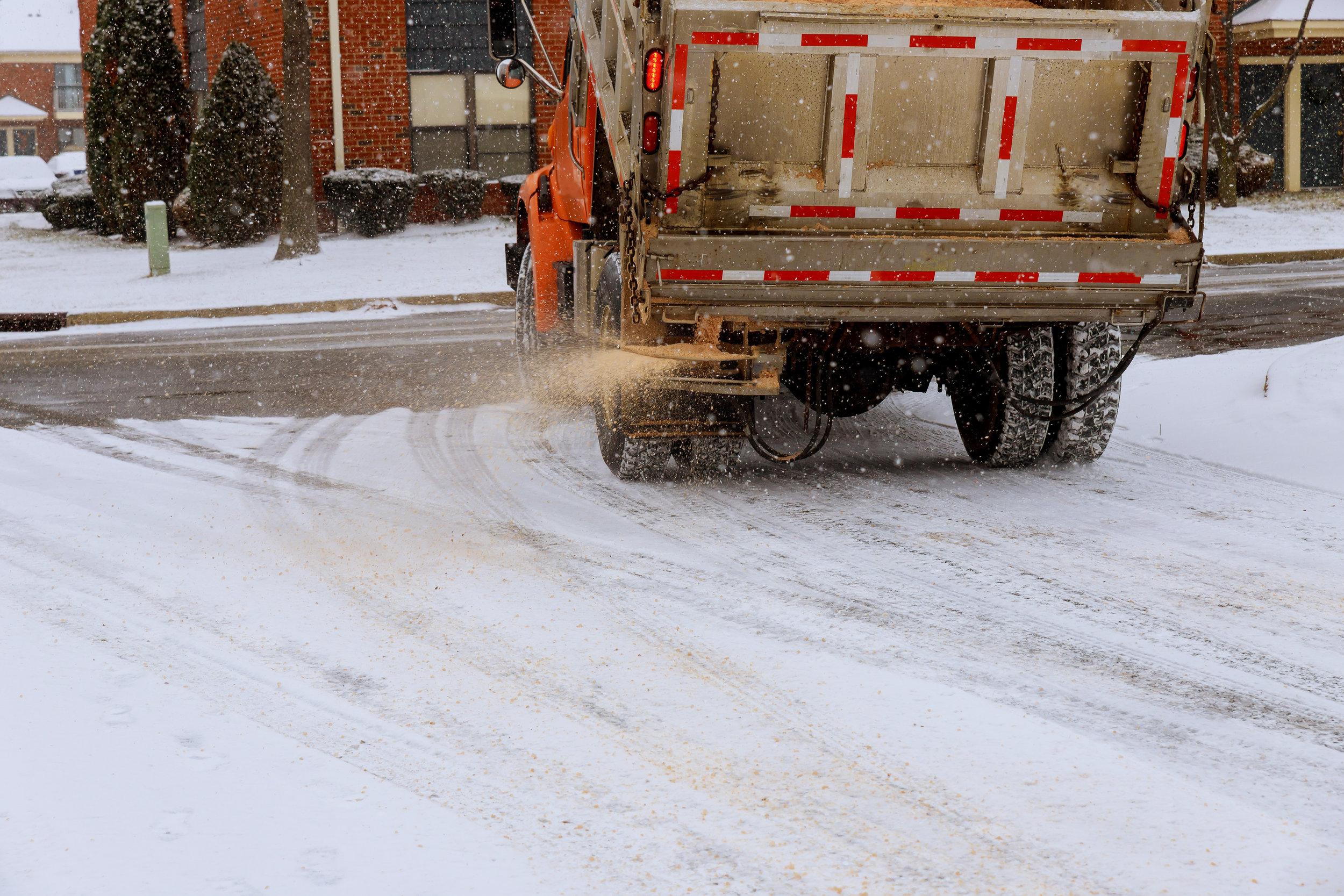Road salt is impacting Accotink Creek's water quality