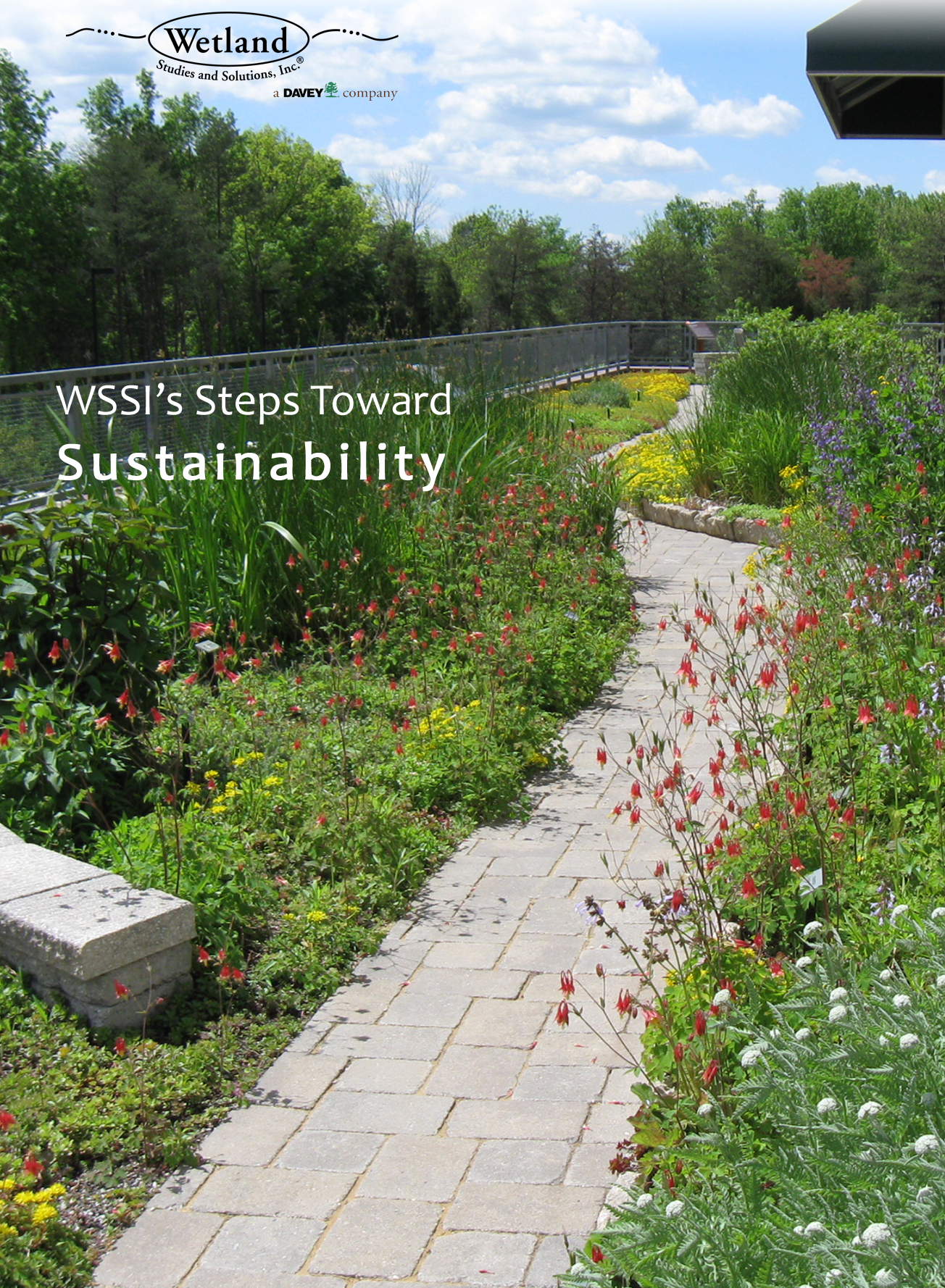 WSSI's LID and LEED Sustainability Brochure (click to open pdf)