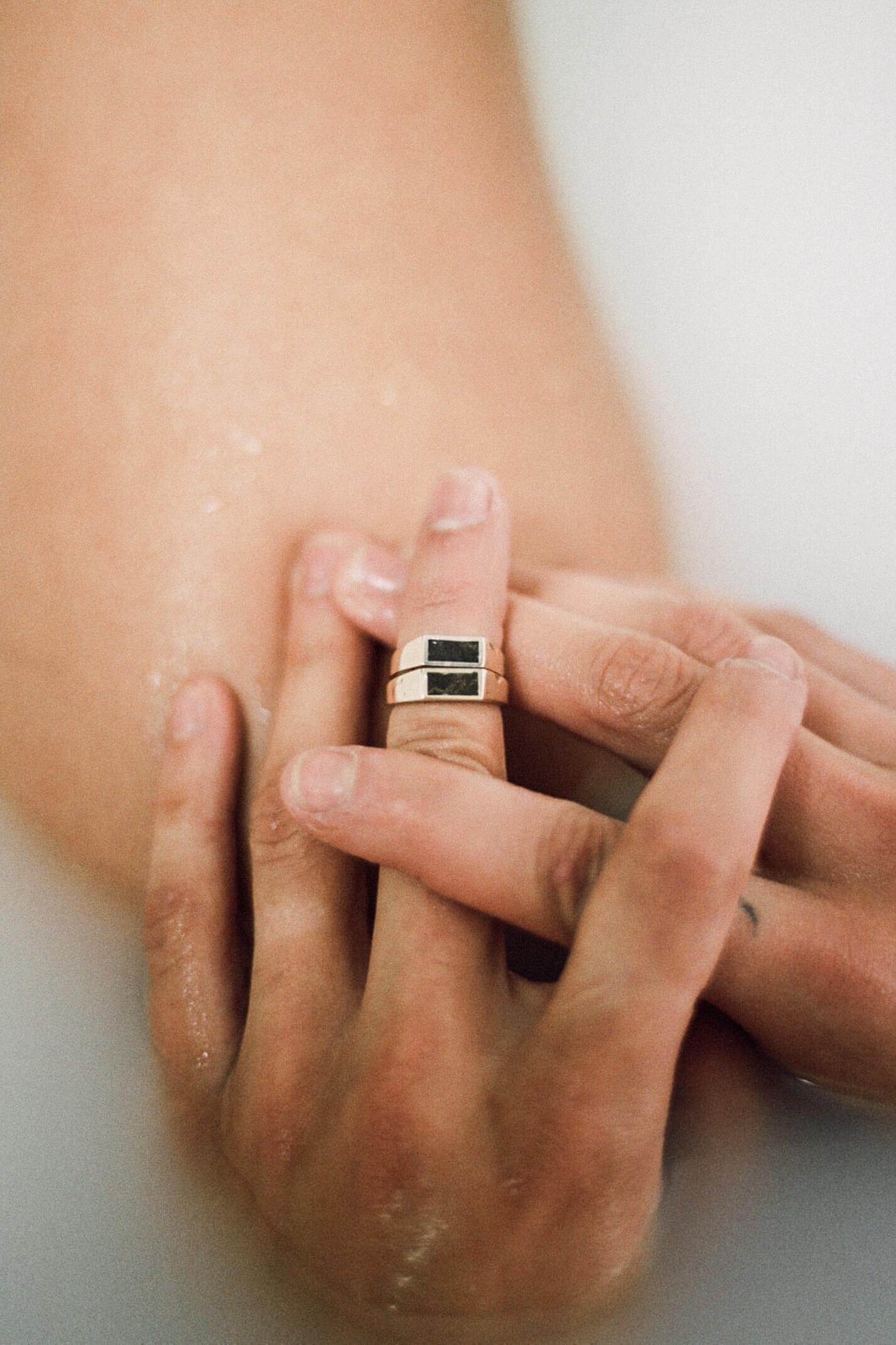 Marmo Signet Ring