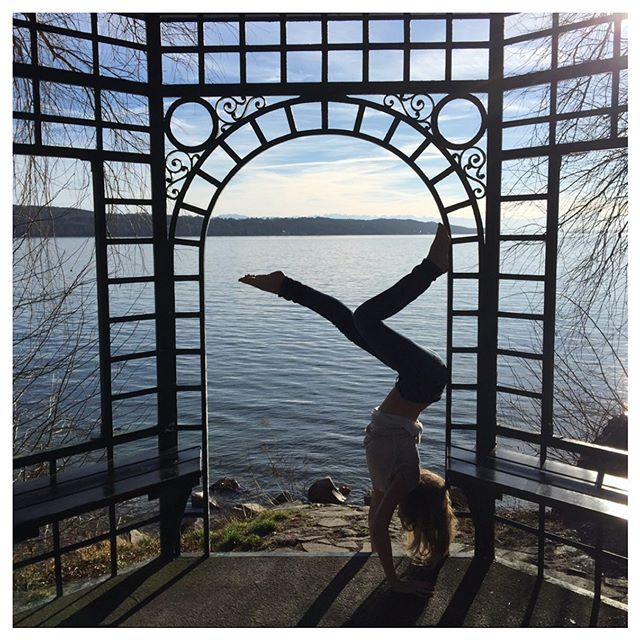 Join me in Starnberg at @gutkerschlach with Günter Recht and Ingrid Bertan for a day of Yoga and Swimming 😊😊 Happening 3rd August  3 yoga sessions (about 105 mins) including meditation  Lunch (either eat at the Restaurant Cafe Merano or bring your own. Enjoy a swim or relax under the sun  Starts at 10:00 , finishes around 8pm Car rides from S Bahn Tutzing can be arranged.  Stay for one or all 3 yoga classes (yin yoga included )  Dm to book  #yogaatthelake #yoga #yogaretreat #handstand #cherrylduncan #yogainmunich
