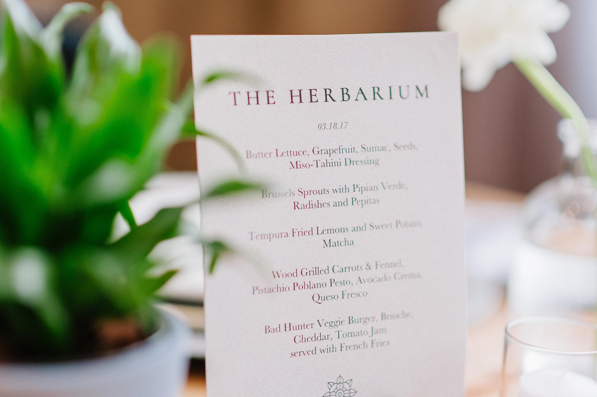 Masculine Birthday Decor_The Herbarium