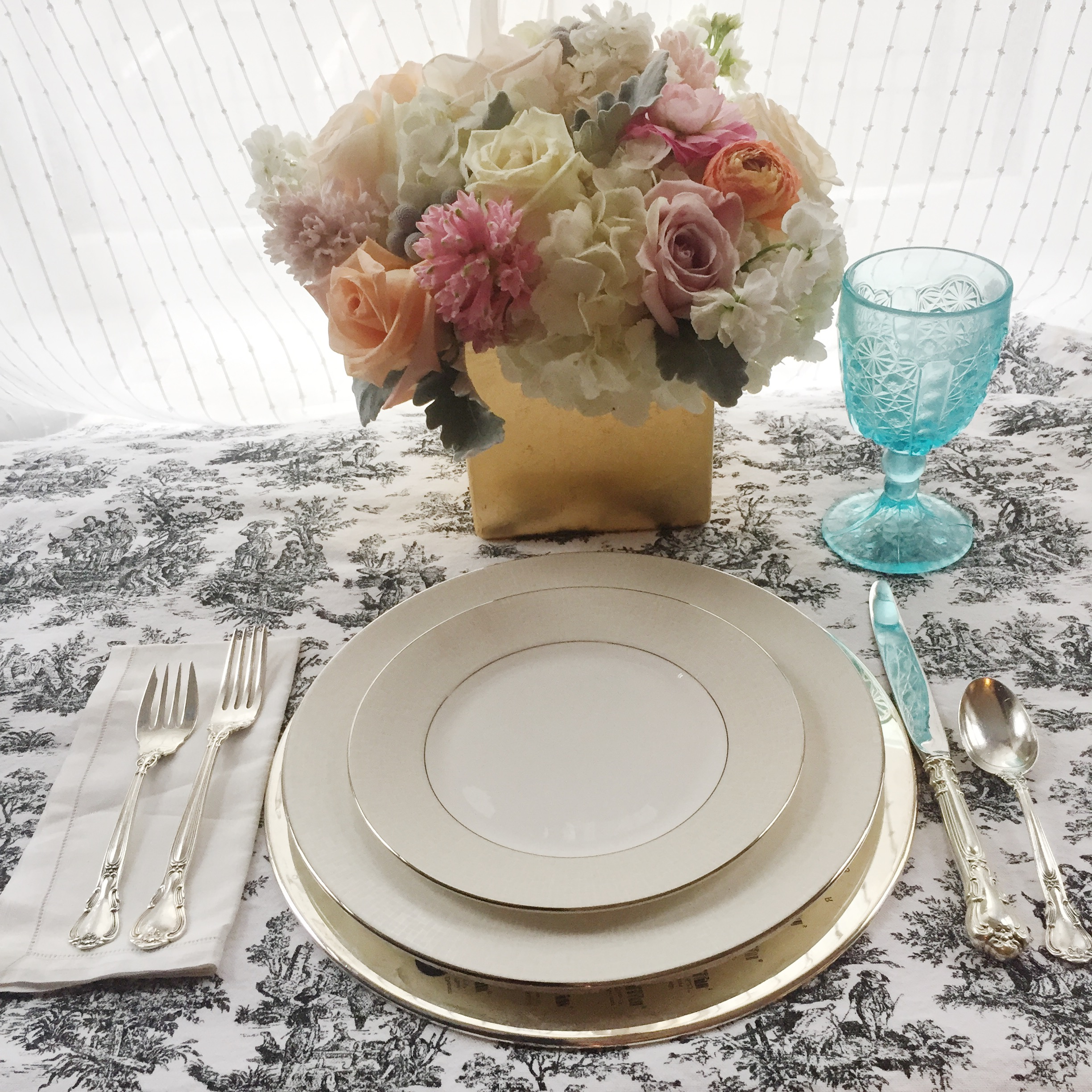 wedding tablescape_haviland events