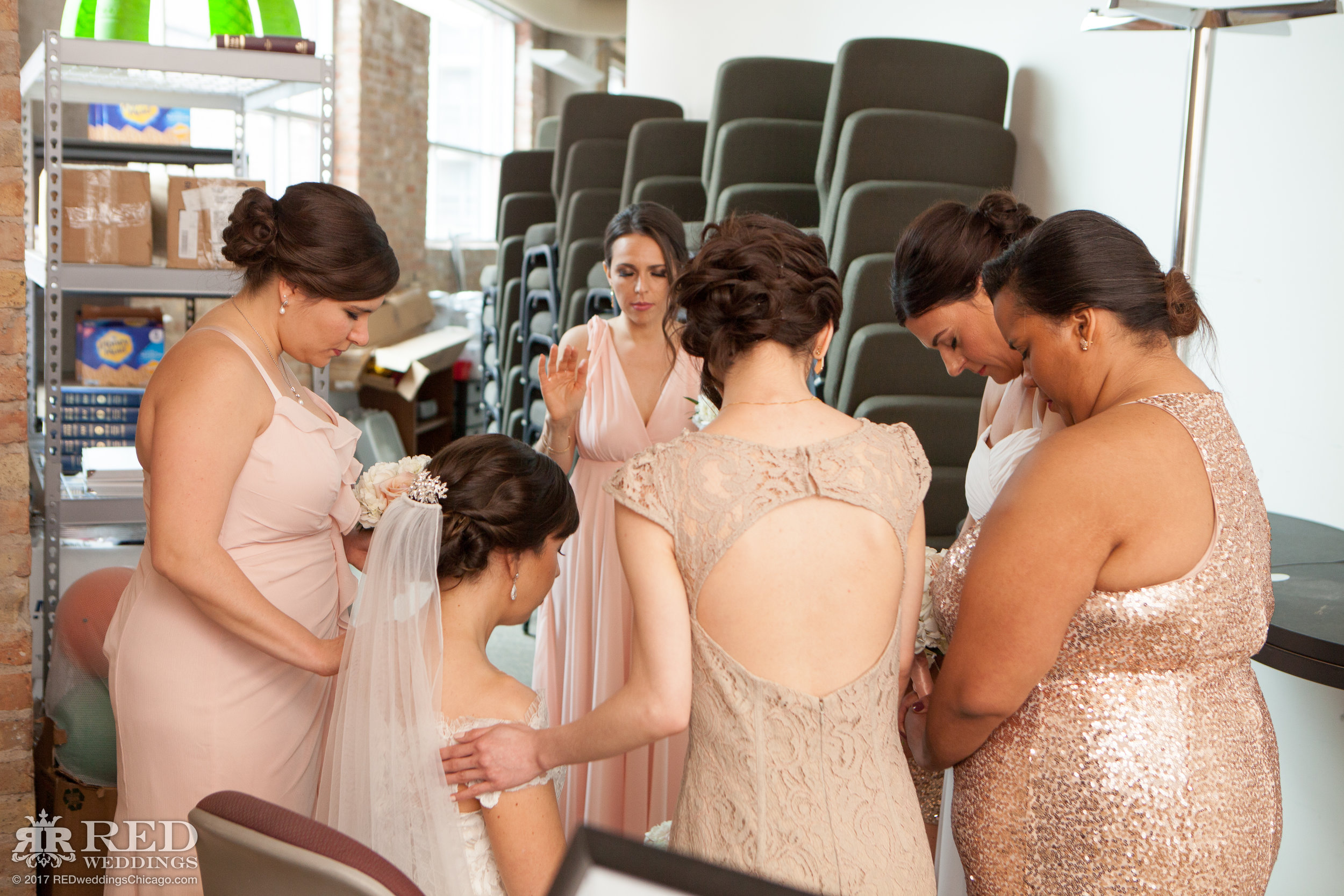 Haviland events_park community church wedding