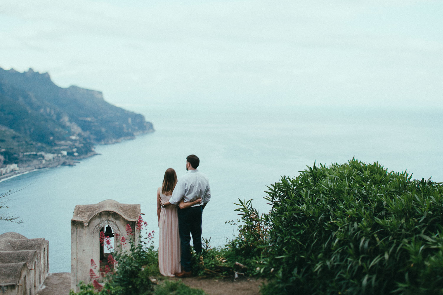 Taylor+Grant / Amalfi coast - Italy  ___  engagement  photo