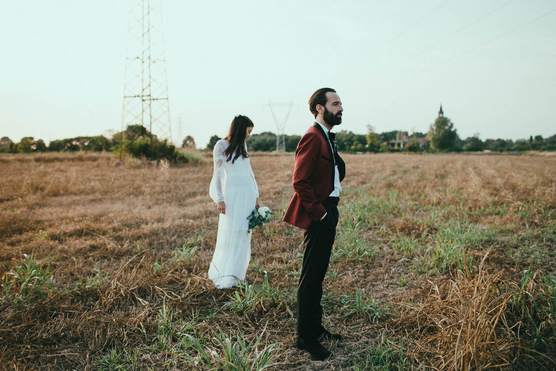 CHIARA + LEONARDO / milan, italy  ___  wedding  photo / film