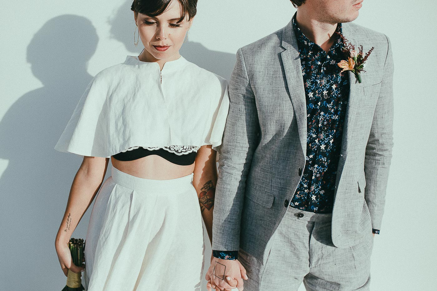jenny + fanis | santorini, greece  ___  wedding  photo