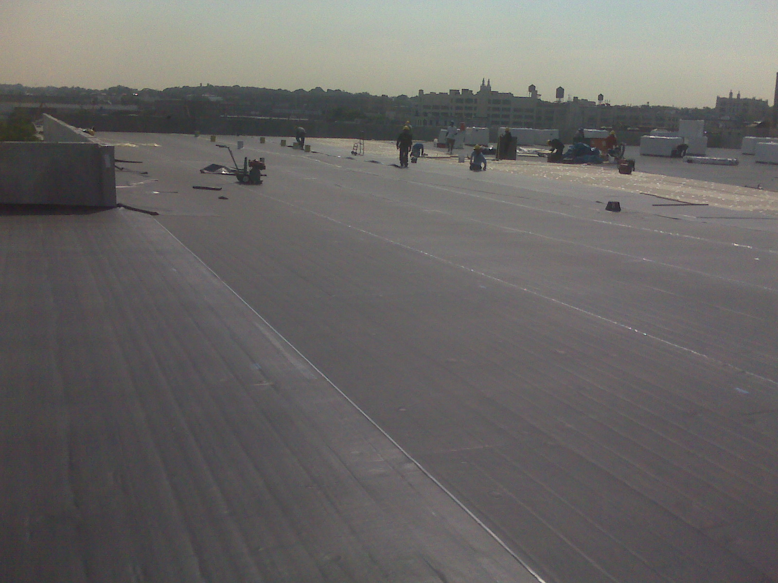 Montibello Foods 40,000 sq ft EPDM