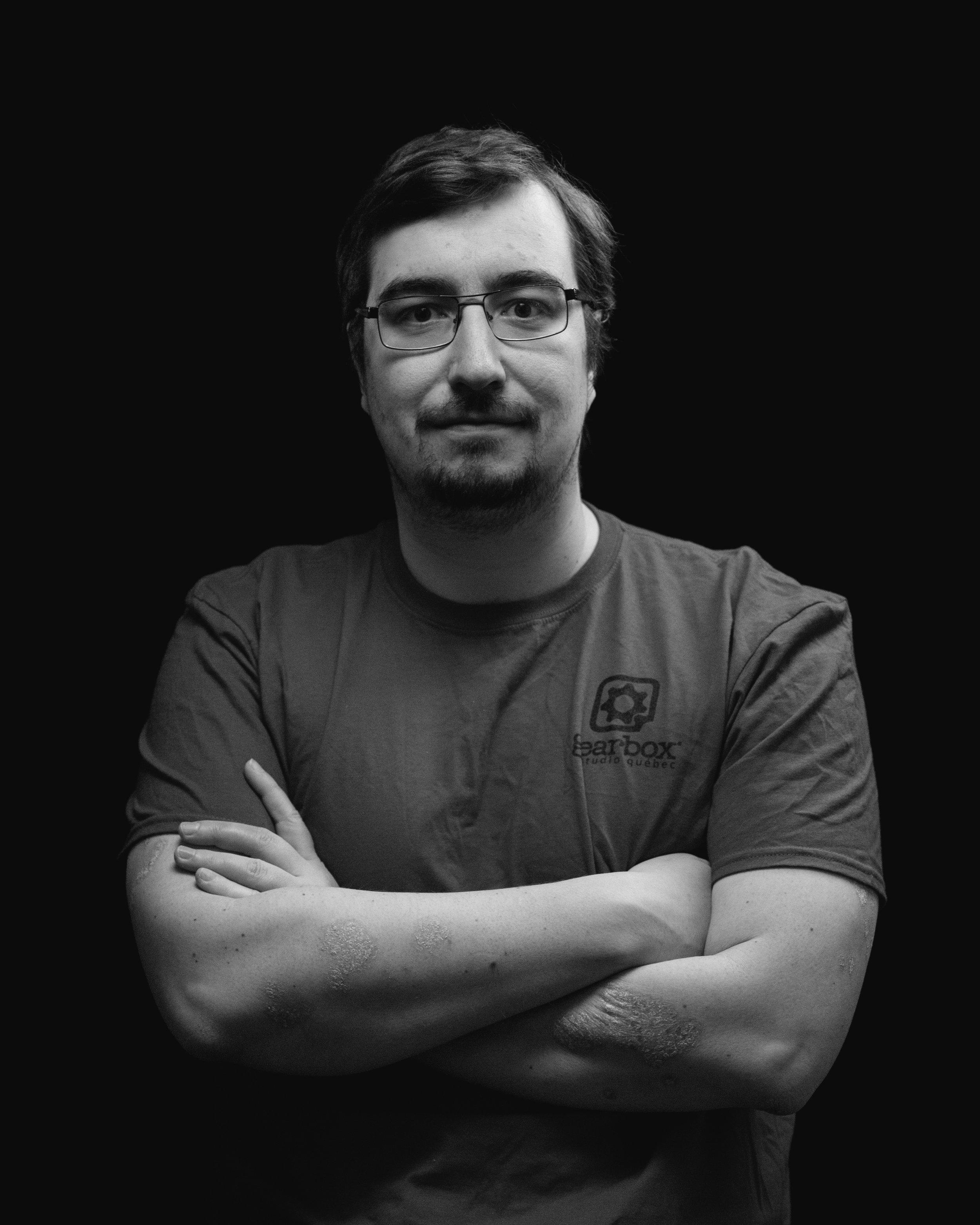 ALEXANDRE LALANCETTE  Programmeur