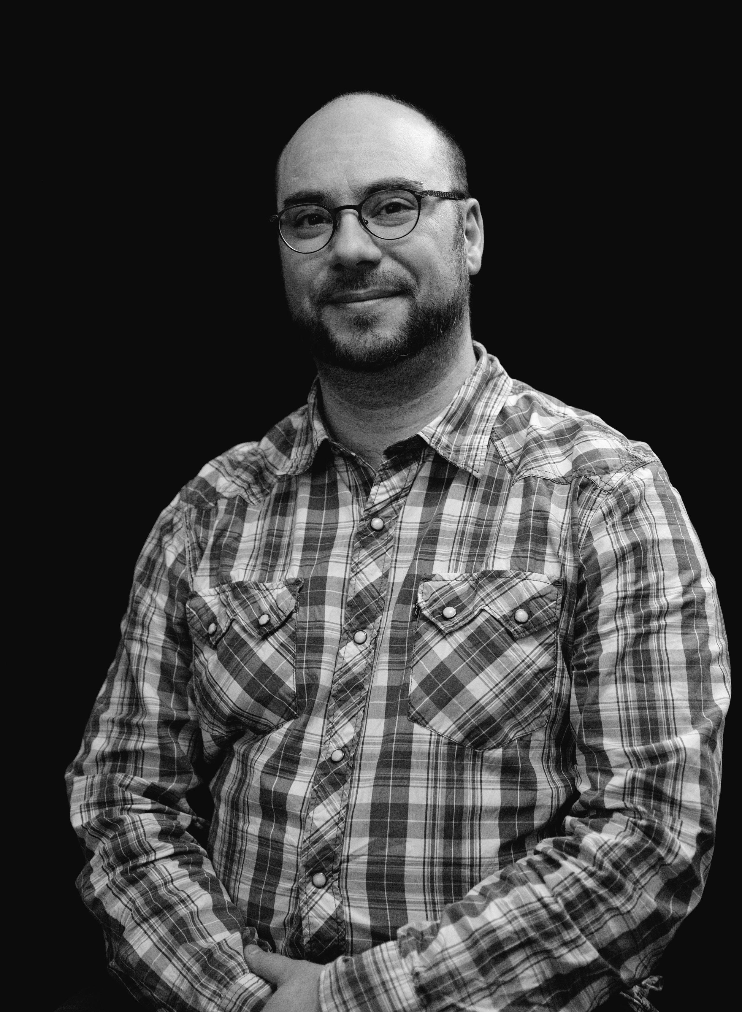 JONATHAN MAGNAN  Directeur audio