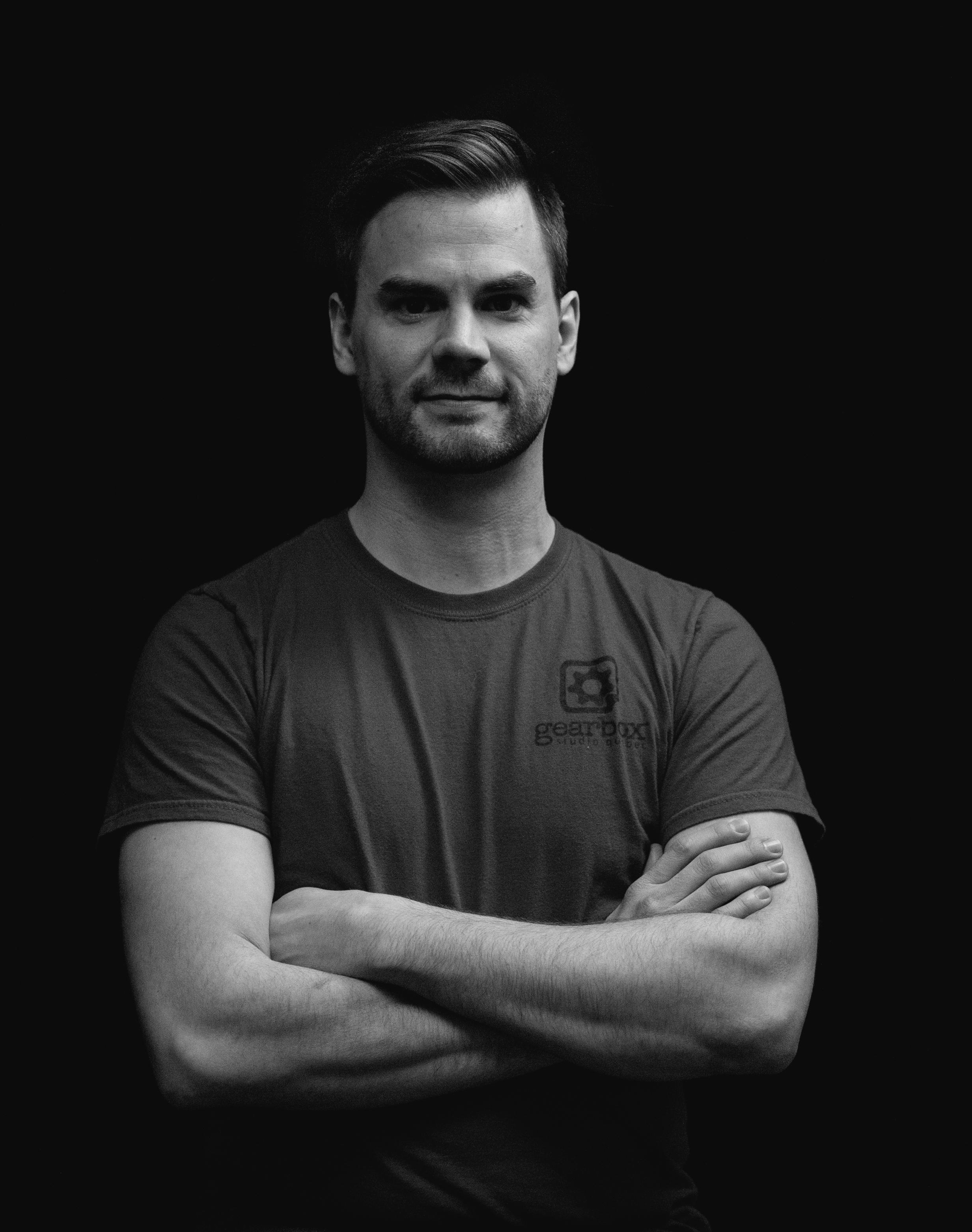 DAVID BÉLANGER  Designer UI
