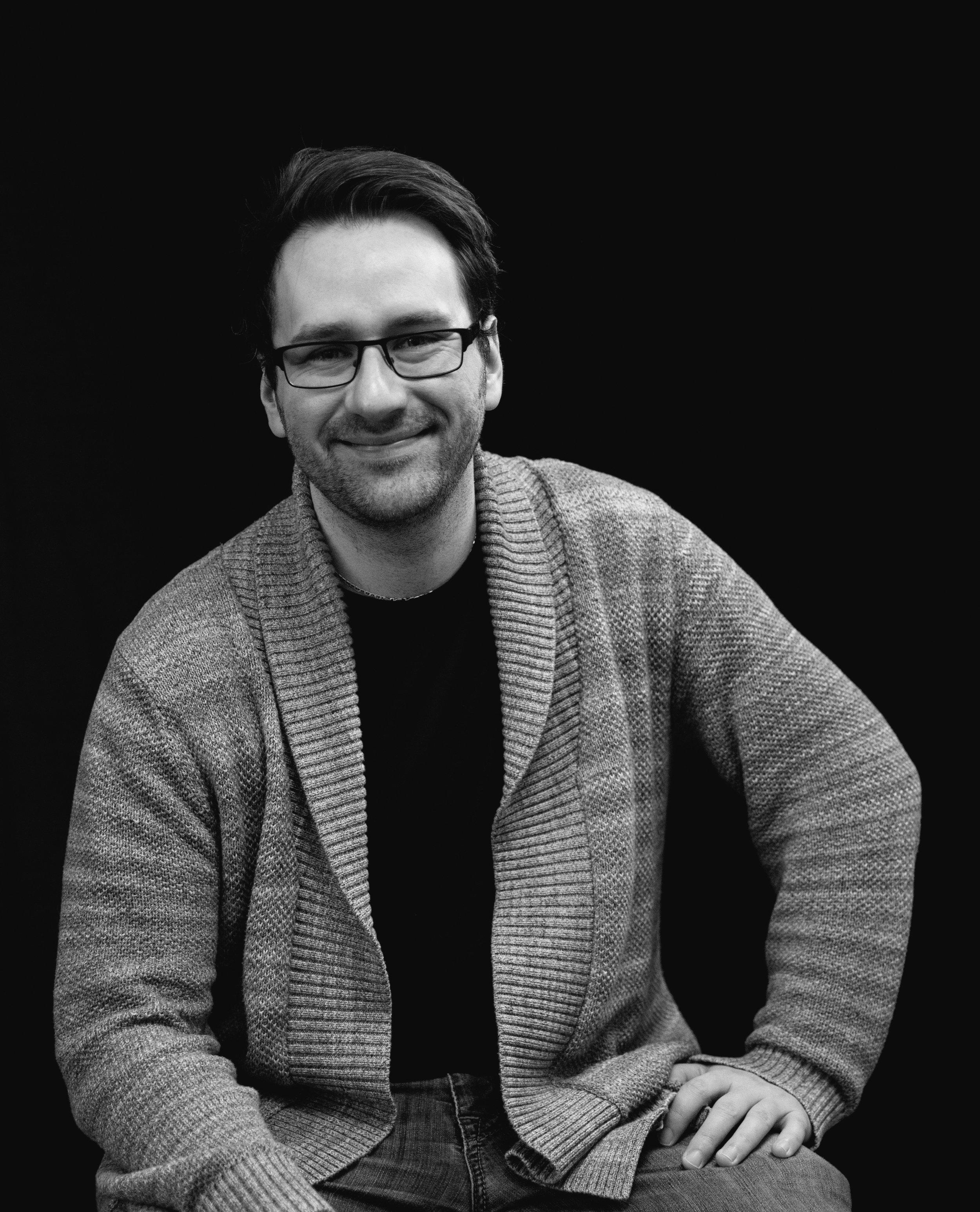 MAXIME BABIN  Directeur de jeux