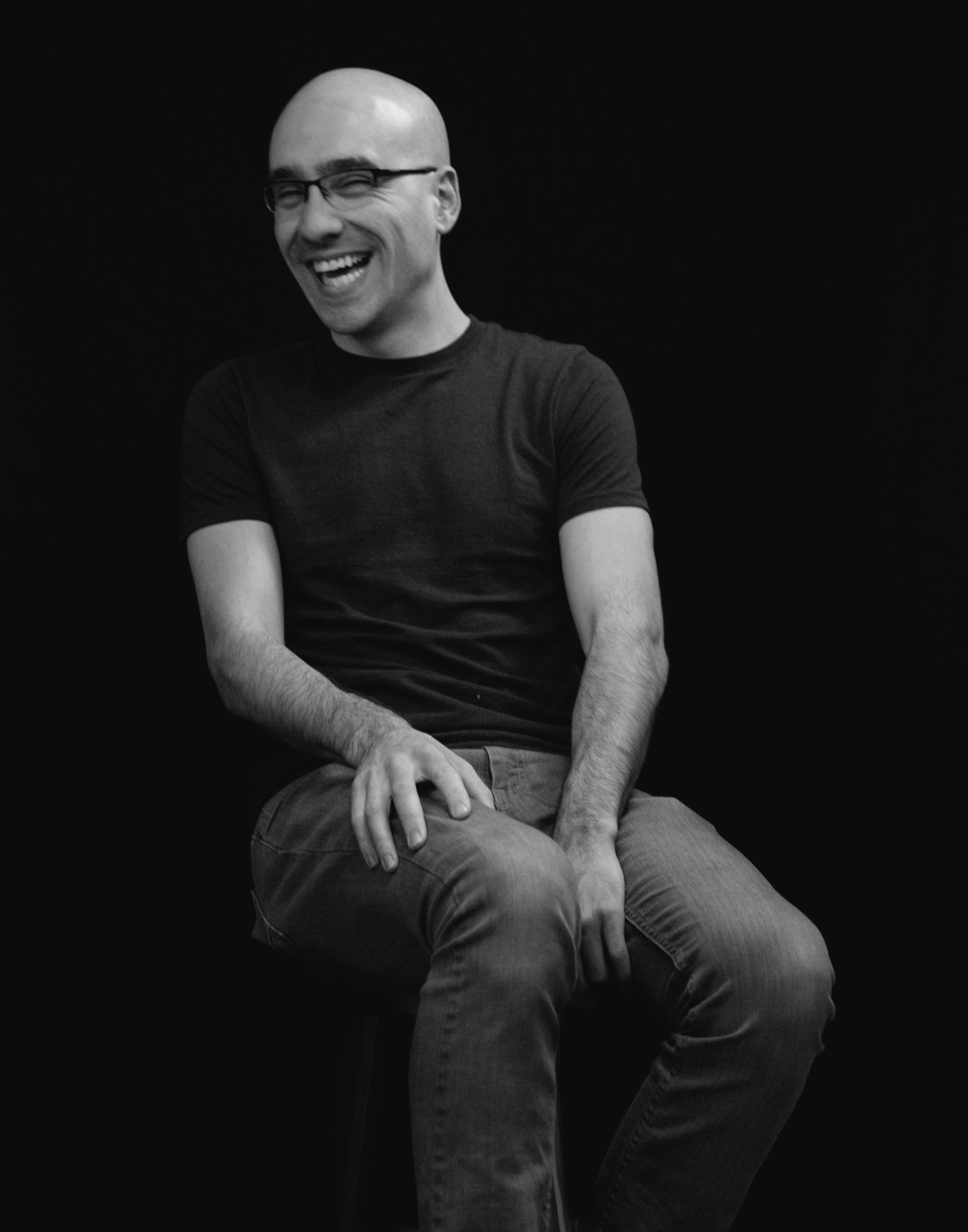 MARC-ANDRÉ BOURDAGES  Animateur-concepteur technique