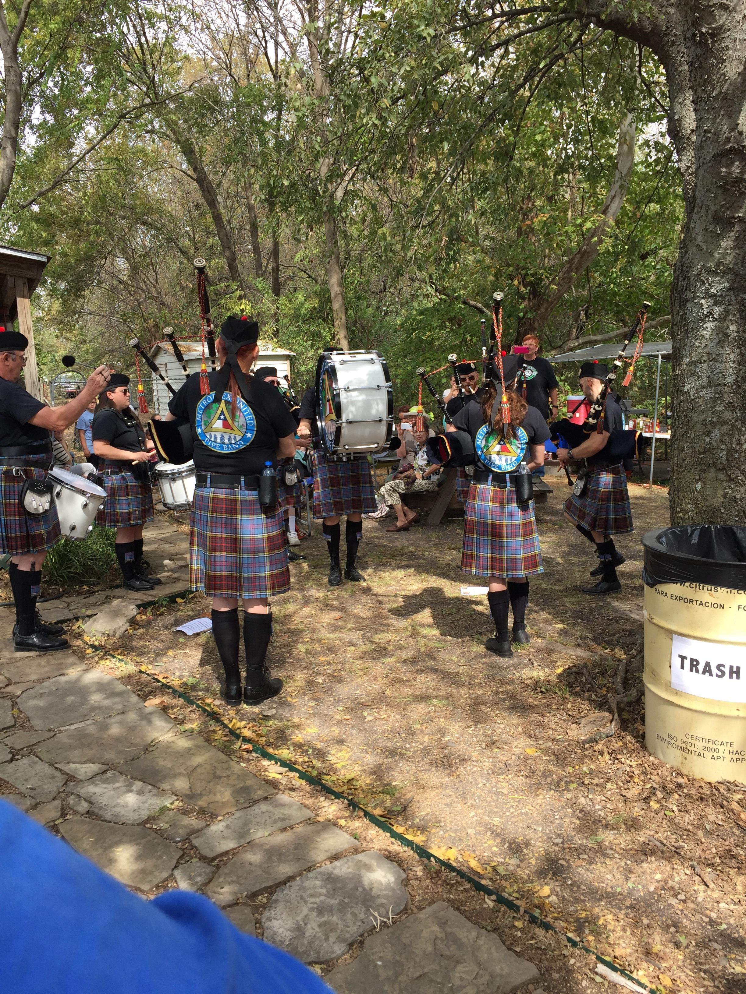 Metropolitan United Pipe Band