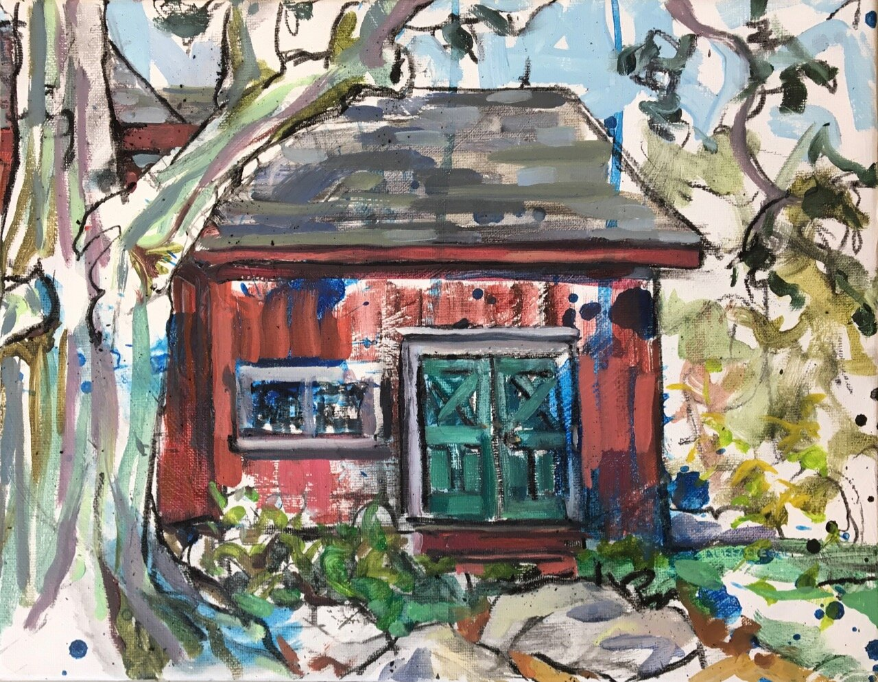 Weir's Studio