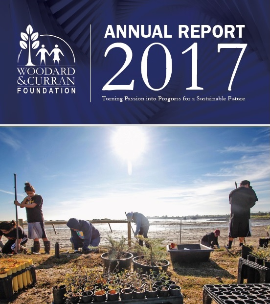 Check out  our annual report  ~ thank you to all who support the Foundation in so many ways.