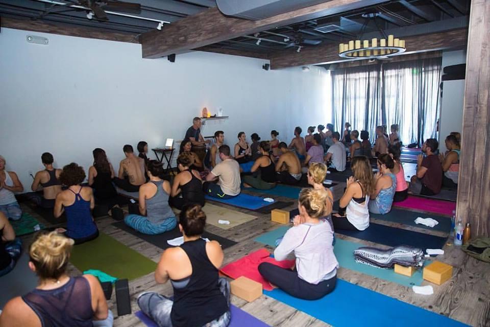Online Yoga Class - with Dani