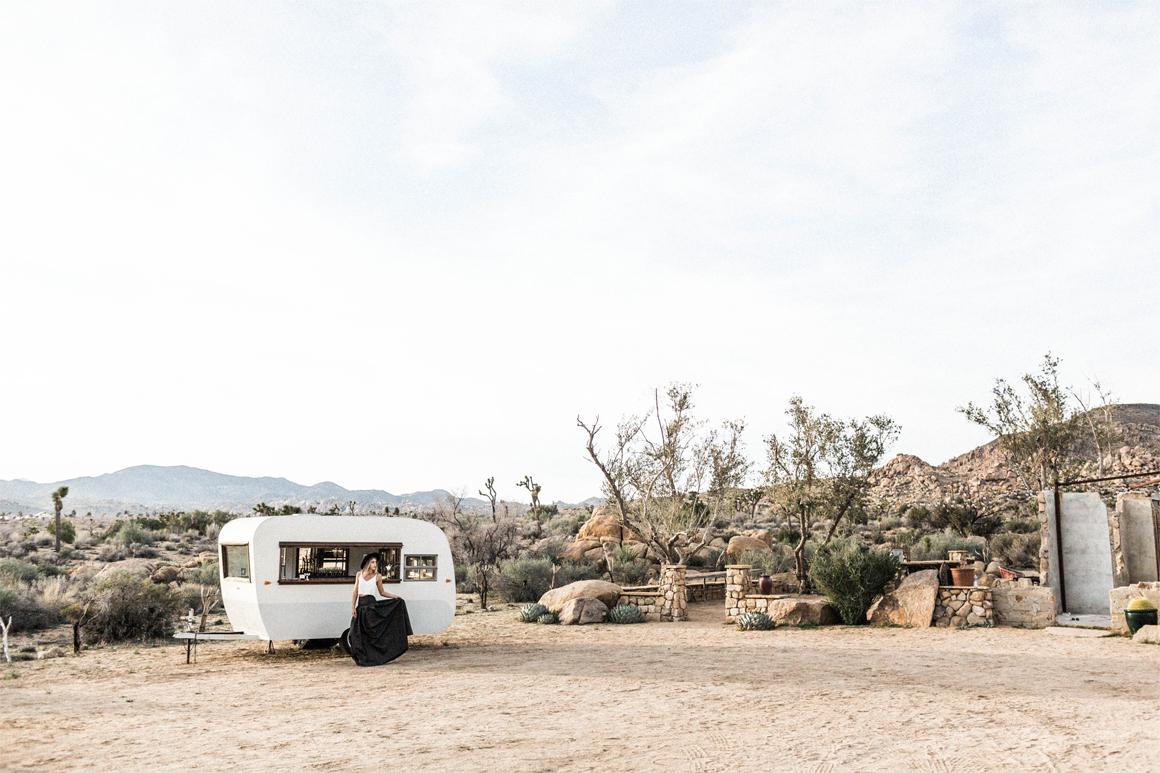 The Old Fashioned Caravan // Website | Instagram