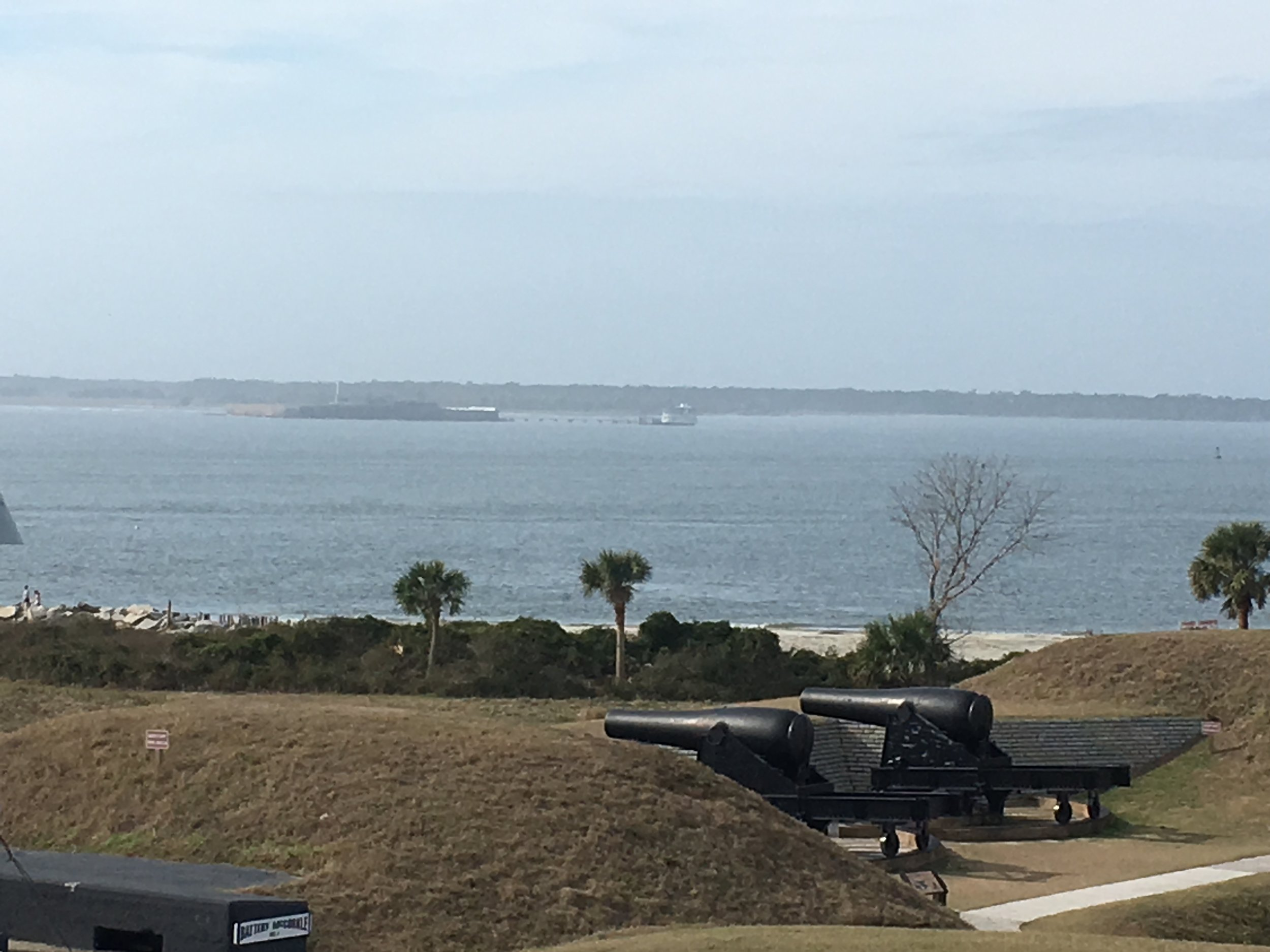 Fort Sumter National Monument, South Carolina
