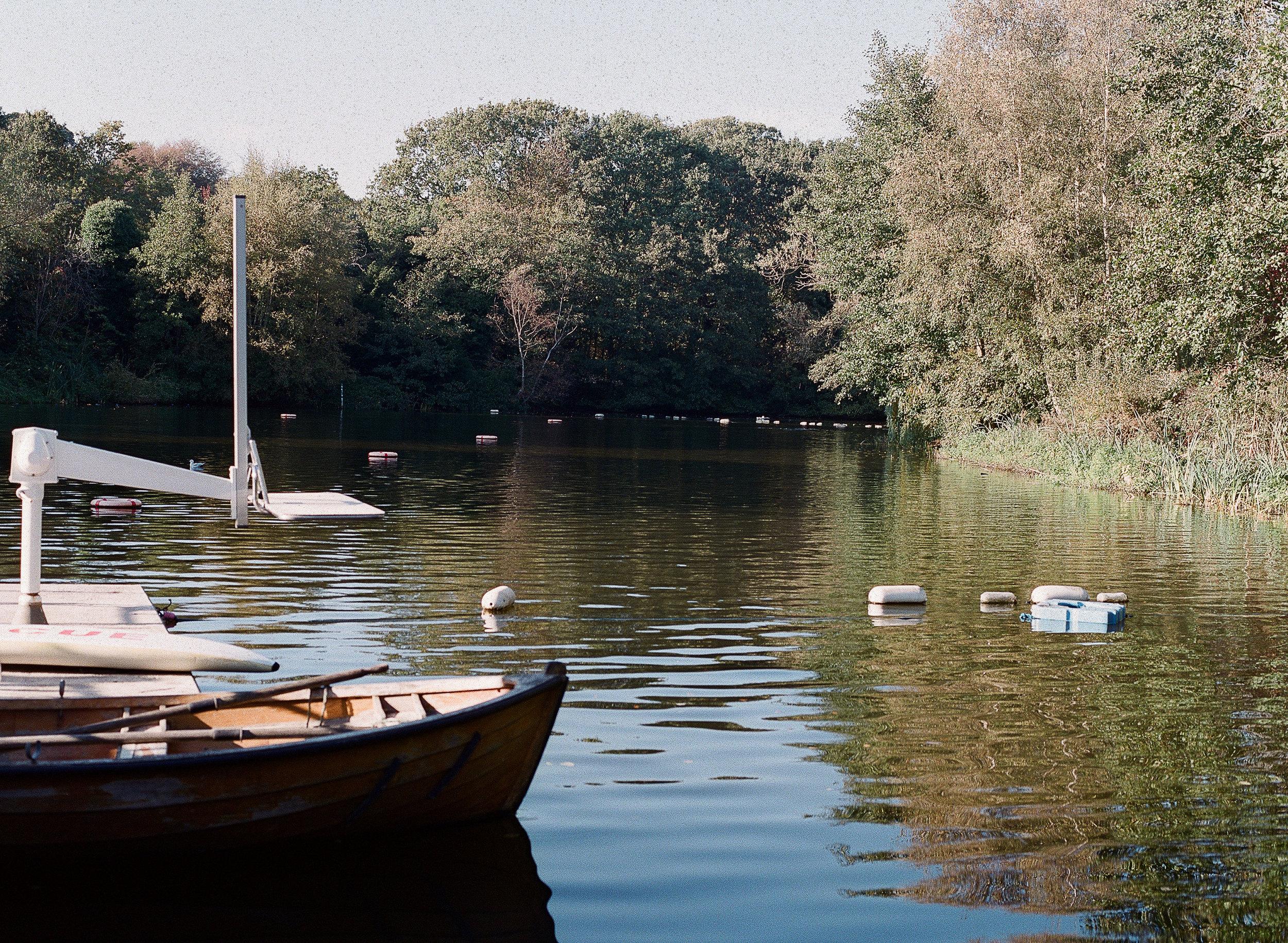 Kenwood Ladies Pond