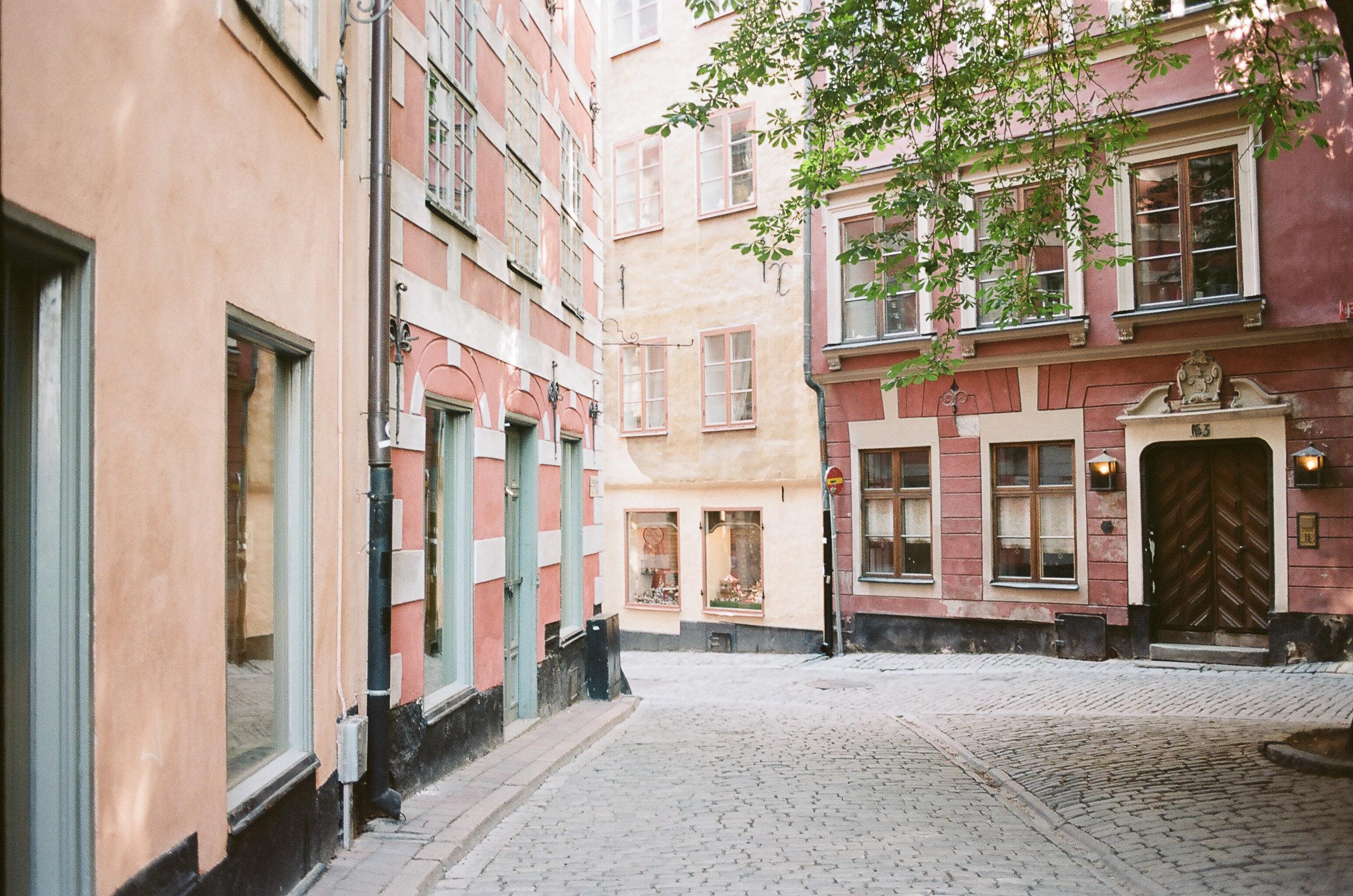 Stockholmen, Sweden