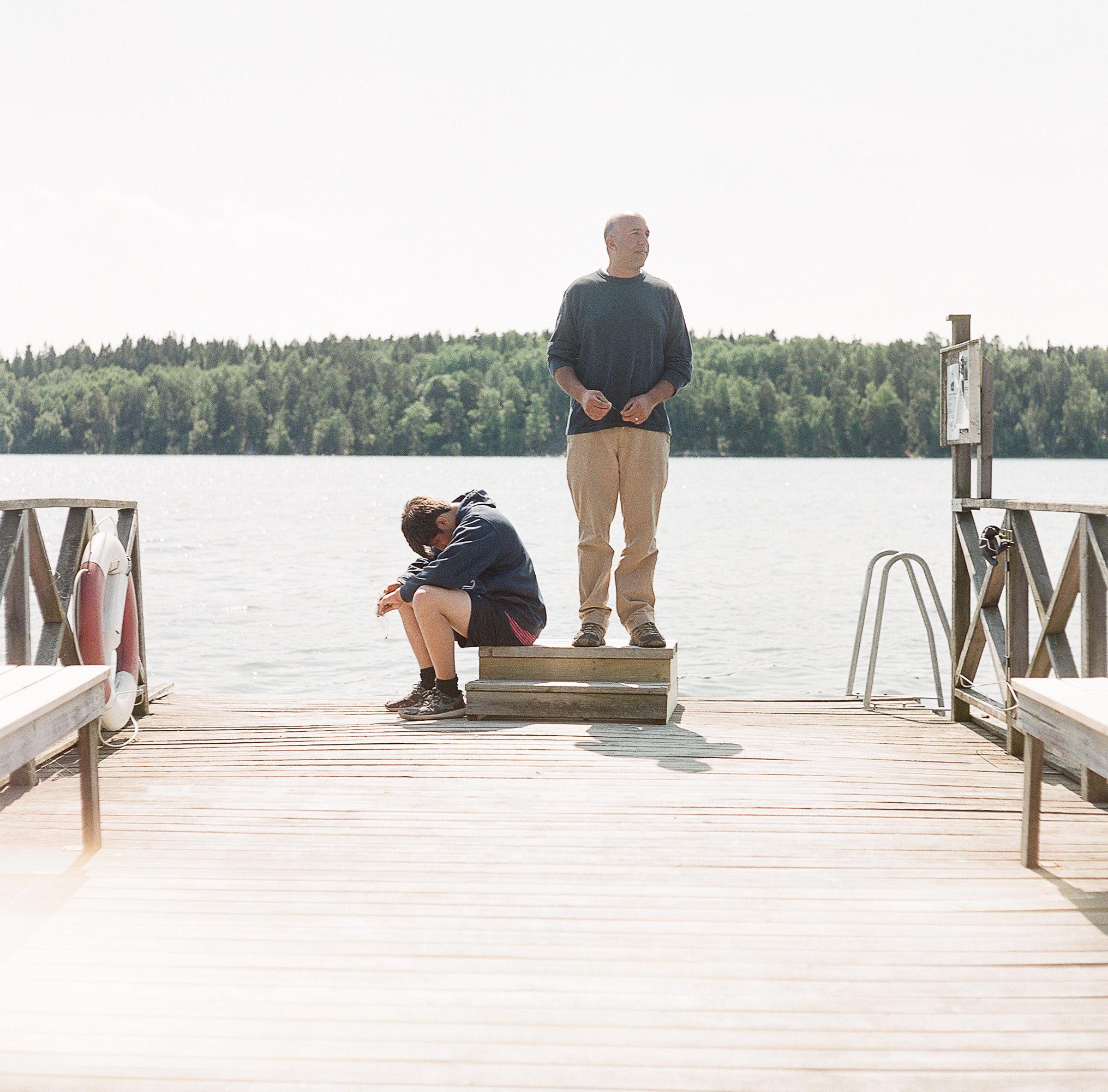Tranholmen, Sweden