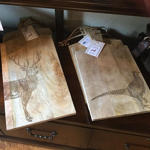 Check out these beautiful wood cheese boards!  #highcountrystyle #highcountrystylewaynesville #shoplocal #cheeseboards #cuttingboards #greatstuff #828isgreat  #funkitchenstuff