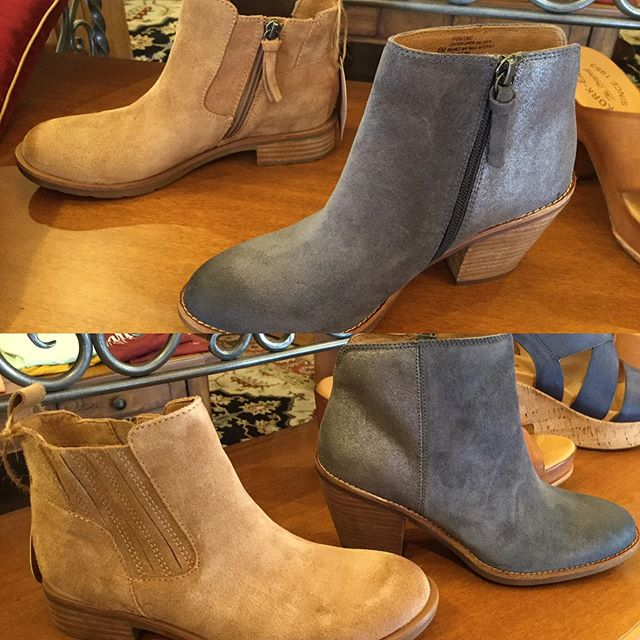 Still unpacking boxes:) 2 new boots!  #highcountrystyle #highcountrystylewaynesville #falliscoming #bestboutiqueever #shoplocal #828isgreat #oneshoecanchangeyourlife👠