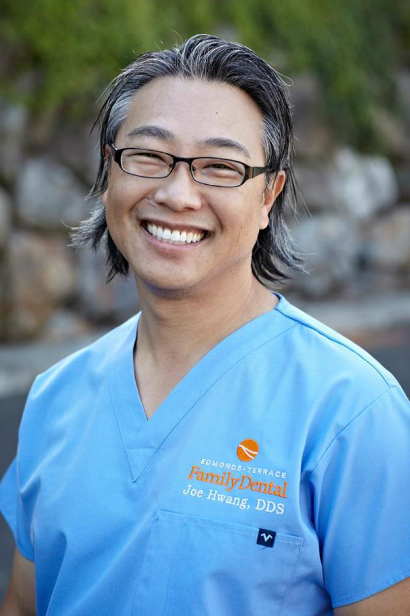 Meet Dr. Joe Hwang at Joe Hwang DDS in Mountlake Terrace, WA.