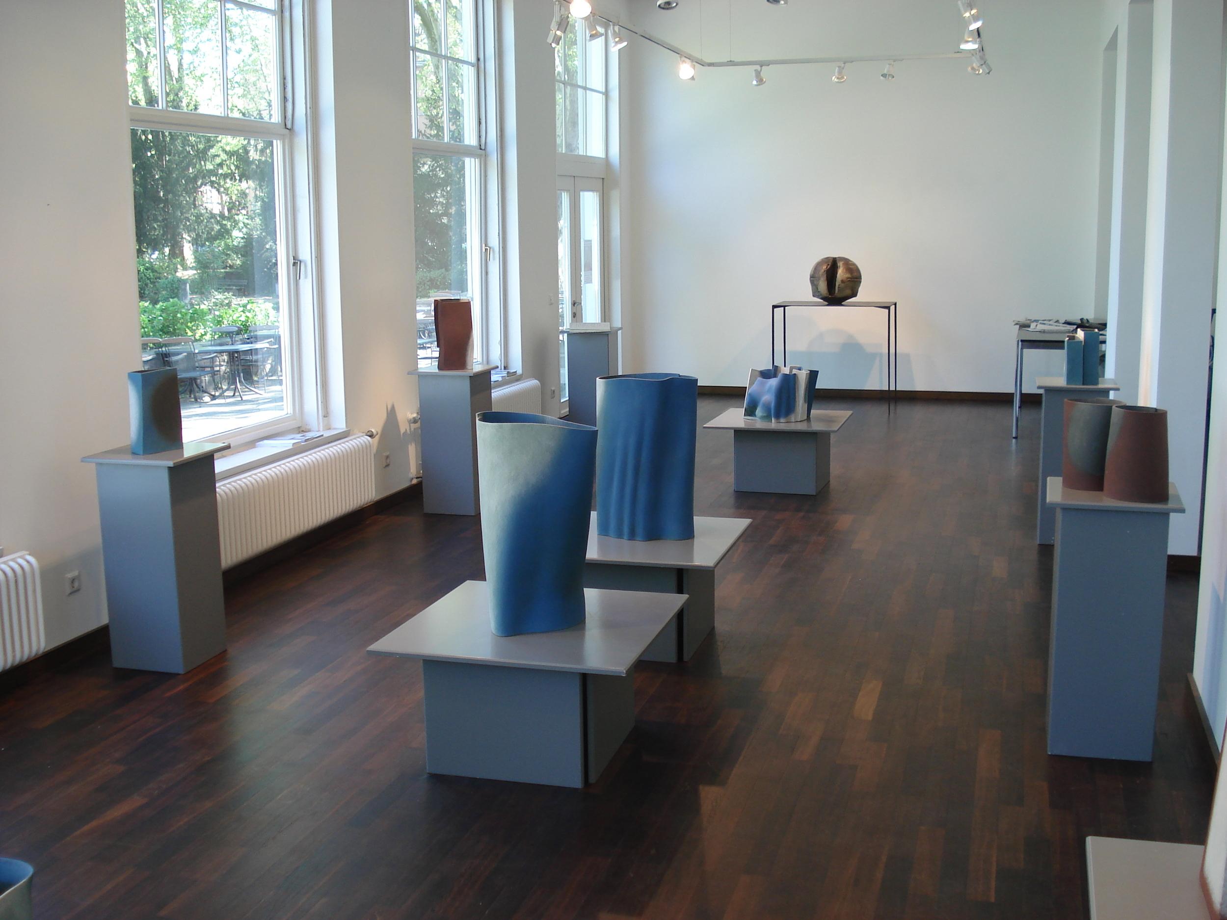 Marianne Heller Gallery, Heidelberg, Germany, 2007