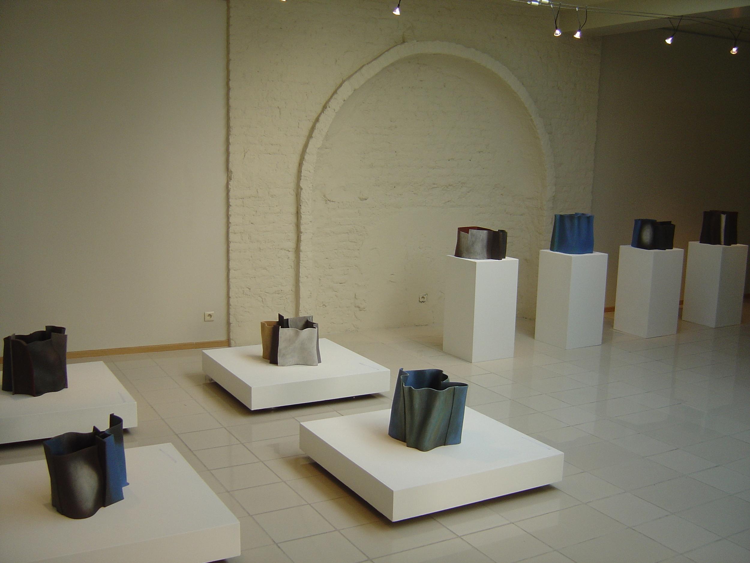 Frank Steyaert Gallery, Belgium, 2006