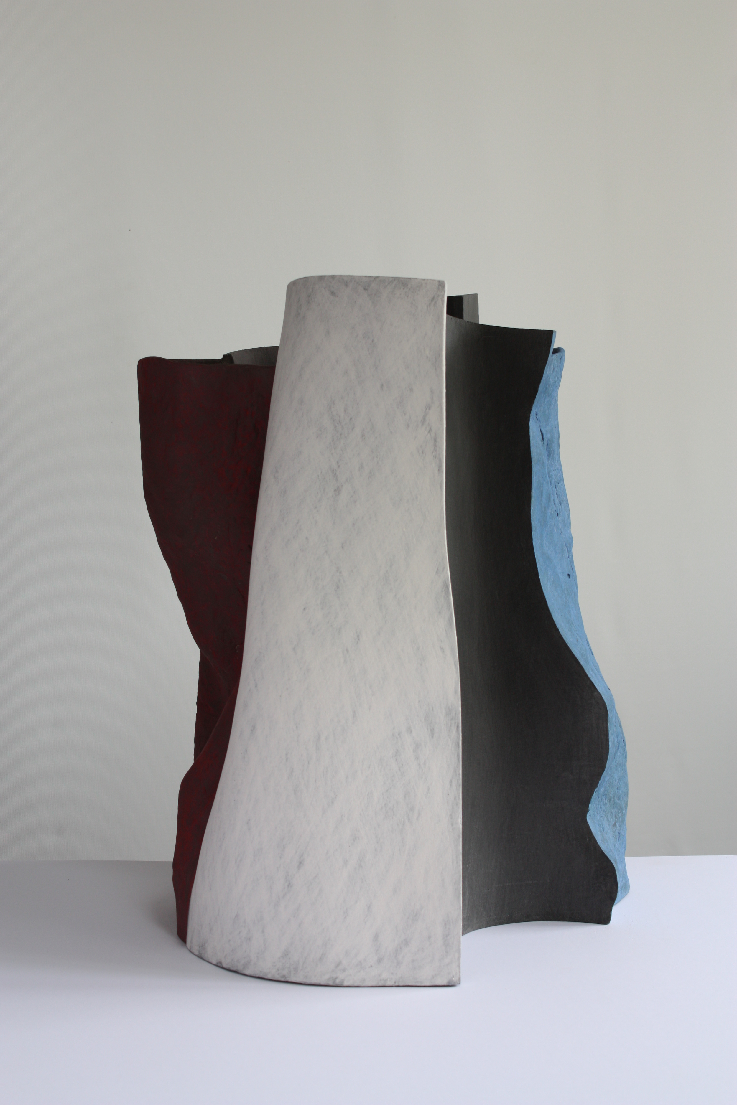 The imminent days, 2012, 48cm high