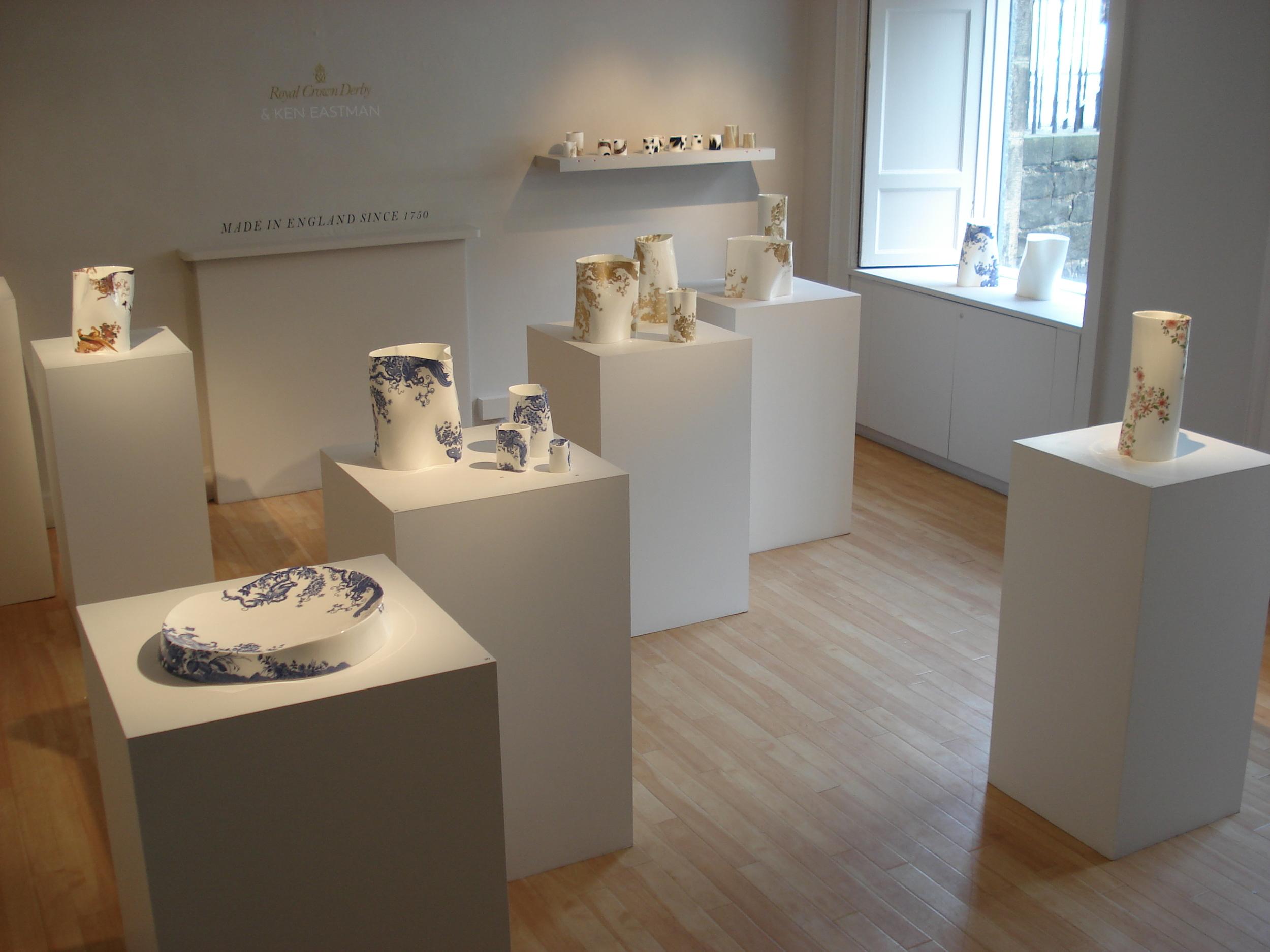 Scottish Gallery, Edinburgh, 2009