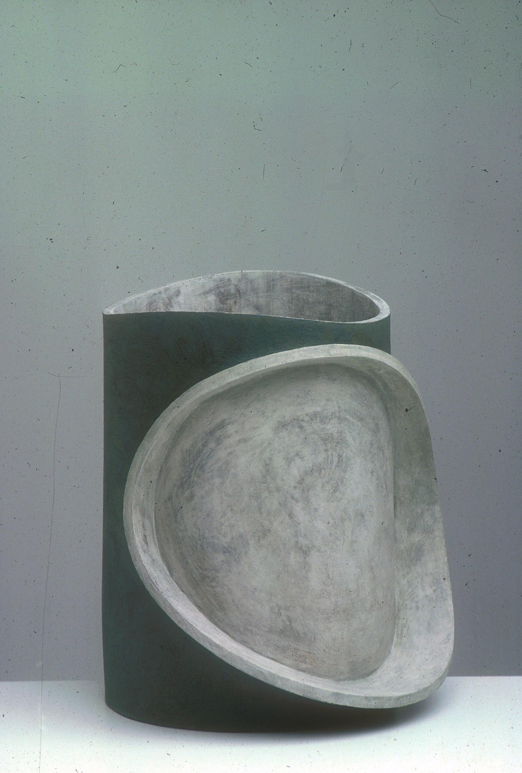 Vessel, 1990, 35cm high