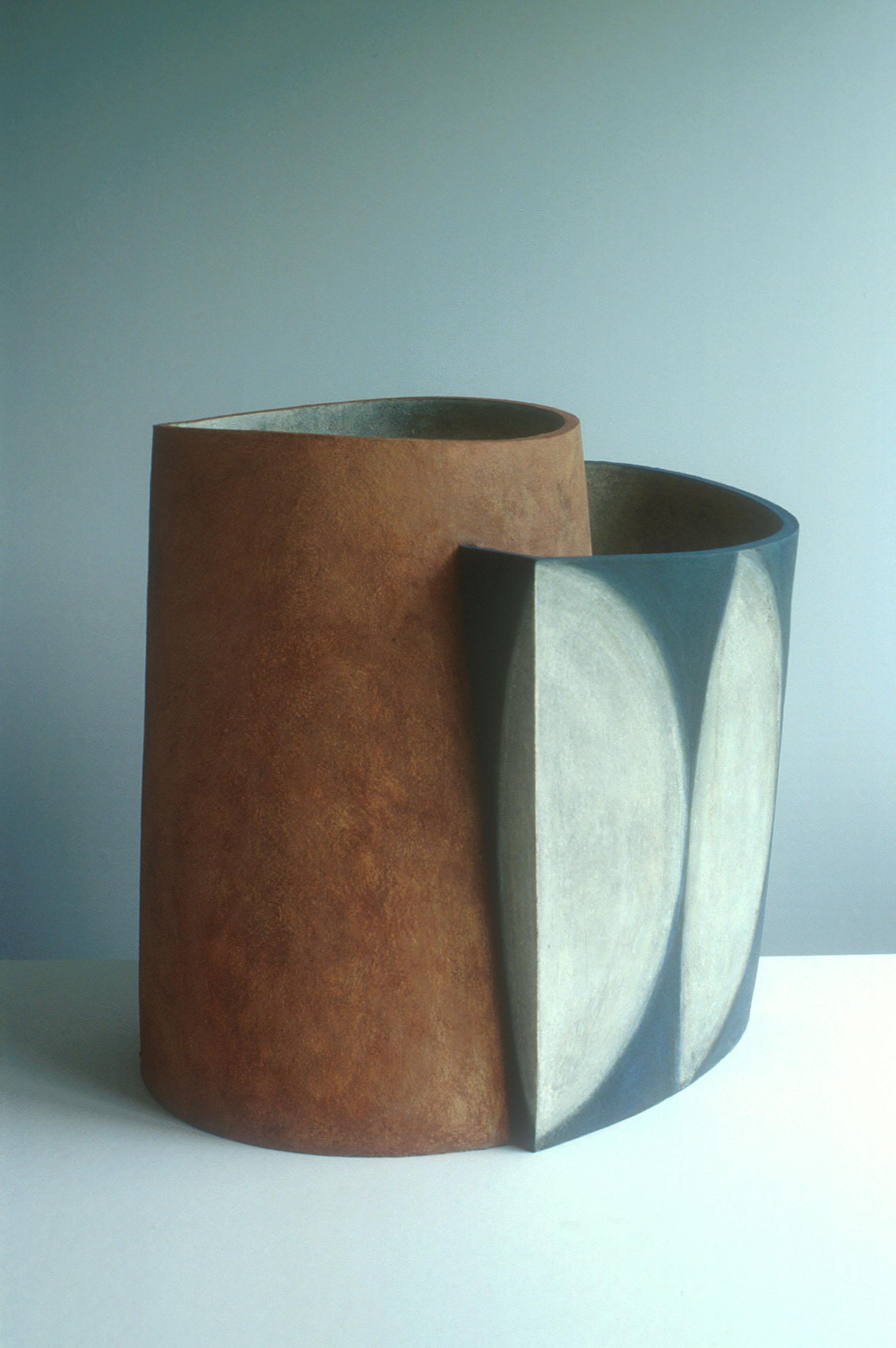 Pot, 1995, 35cm high