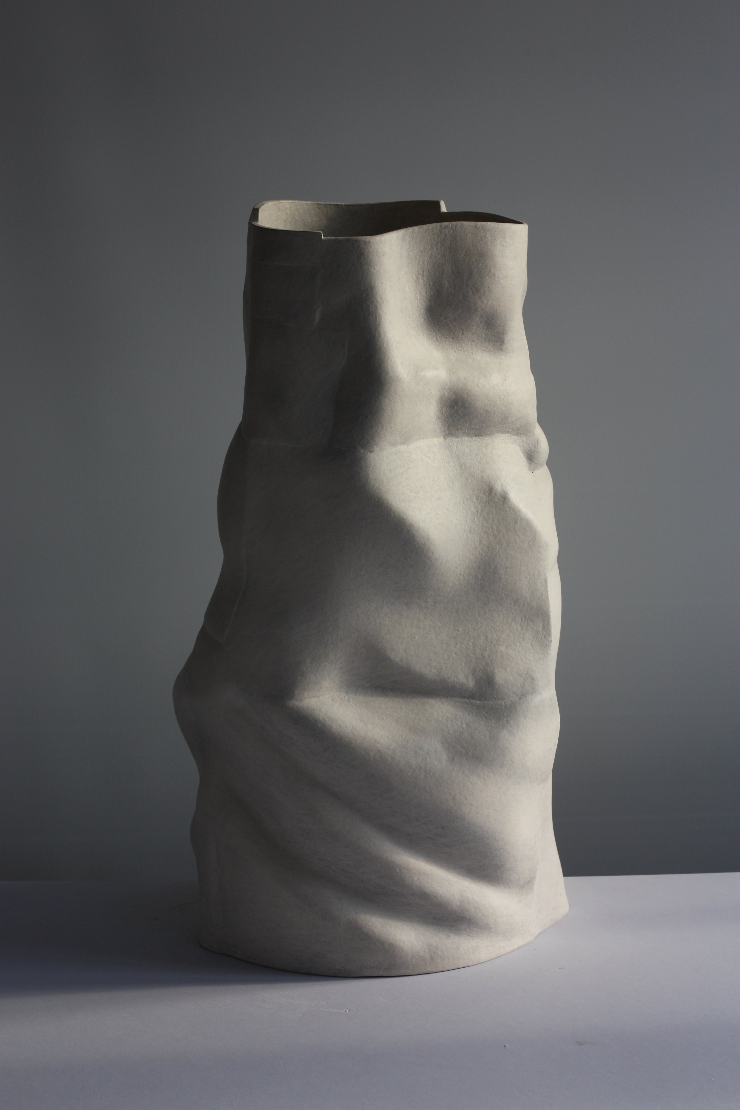 Walk with me, 2017, 55cm high